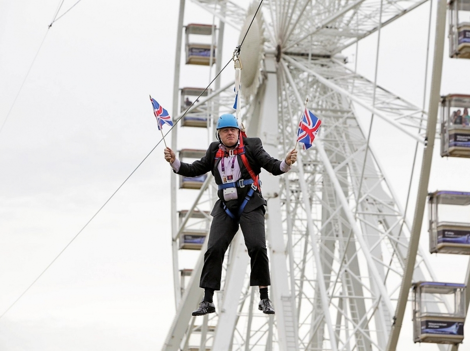 London: Boris Johnson je novi vodja konzervativcev