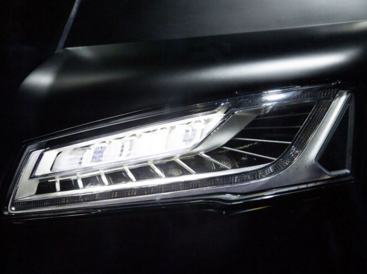 Prihodnost avtomobilskih žarometov je v laserski tehniki