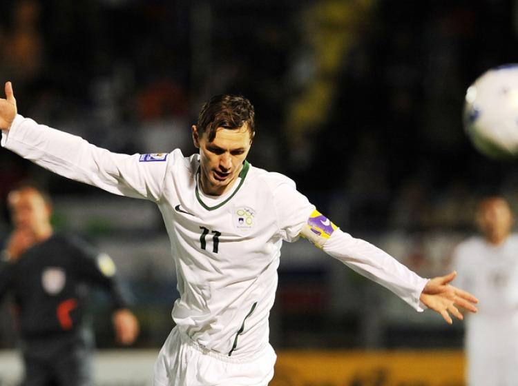 Slovenija ponovno neuspešna v kvalifikacijah za svetovno prvenstvo v nogometu