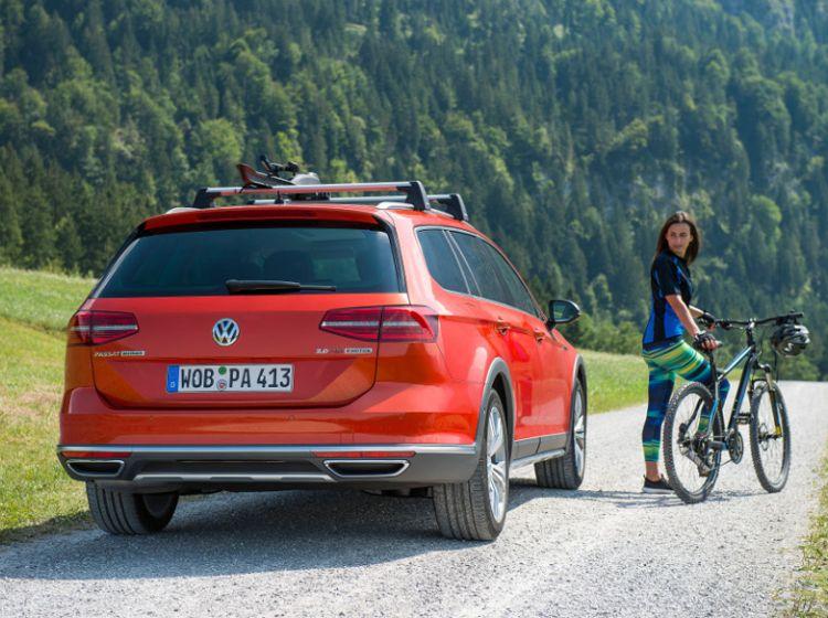 Volkswagen predstavil novo generacijo passata s terenskim pridihom